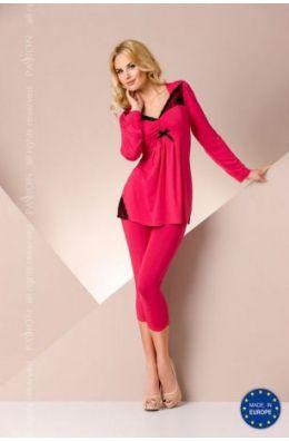 Pinker Pyjama von Passion
