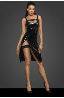 Lack Kleid von Noir Handmade Fucking Fabulous Collection