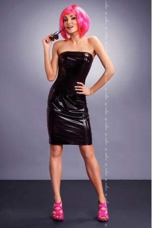 Schwarzes Kleid von MeSeduce Dessous