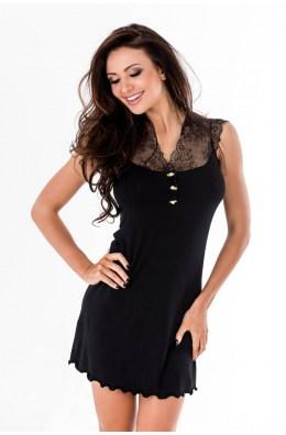 Schwarzes Nachtkleid von Hamana Dessous