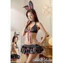 Sexy Bunny Set 4 tlg.