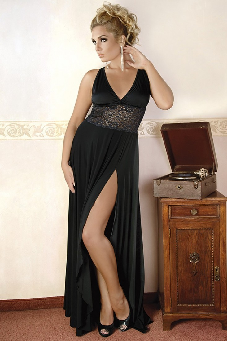 langes negligee