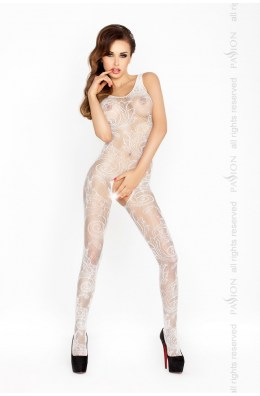 Bodystocking ouvert in Weiß von Passion