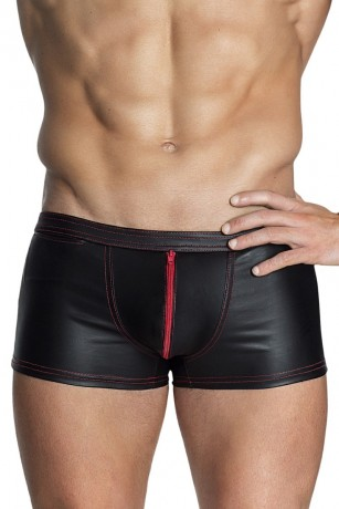Schwarze Shorts von Noir Handmade