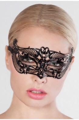 Elegante Venezianische Maske von Noir Handmade
