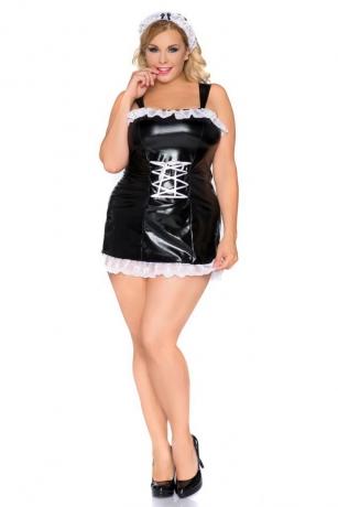 Dienstmädchen Outfit - Sexy Base Kollektion