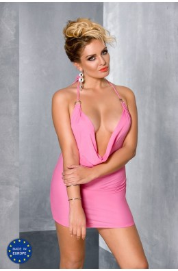Pinkes Minikleid von Passion