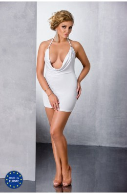 Weißes Minikleid von Passion