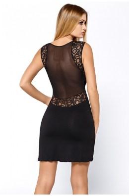 Schwarzes Nachtkleid Ultimate