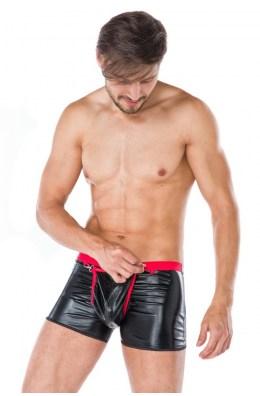 Sexy Boxershort in Schwarz von Andalea