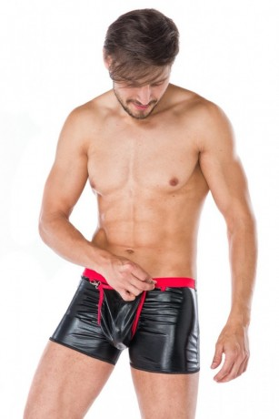 Sexy Boxershort in Schwarz