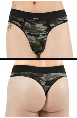 Camouflage String Military von Look Me