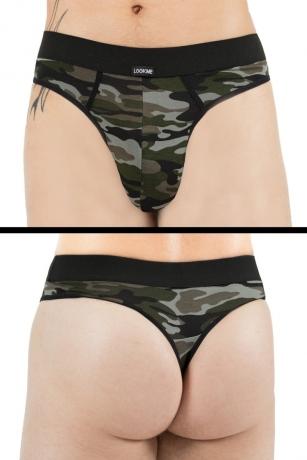 Camouflage String Military von Look Me
