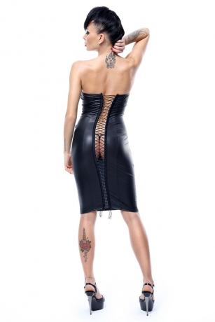 Schwarzes Kleid Ellen