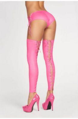 Pinke Strümpfe Casma