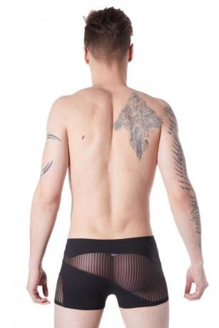 Schwarze Boxer Short Shade von Look Me