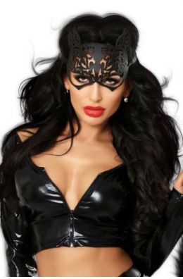 Kitty Ausgenmaske von Lolitta