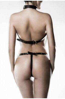 3-teiliges Kettenharness-Set