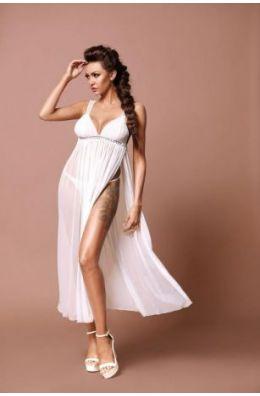 In diesem langen Nachtkleid wirken Sie wie eine griechische Göttin