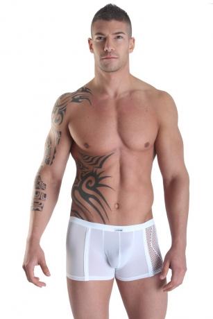 Weiße Retropants Visible Man von Look Me