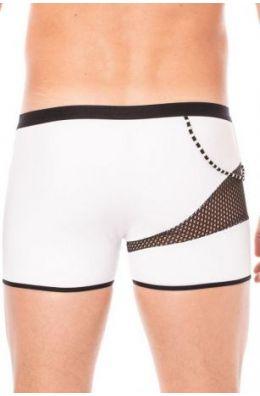 Herren Boxer Short in weiß