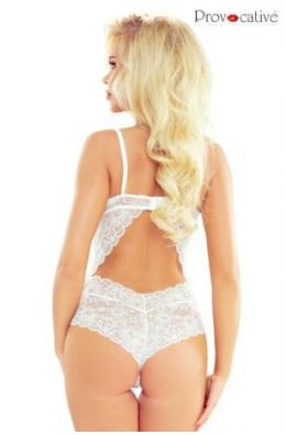 Ecru Body Dentelle Seduction von Provocative