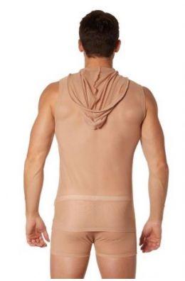 Nude V-Shirt Malibu