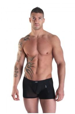 Herren Boxershorts Open Heart von Look Me